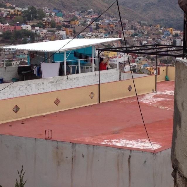 Laundry day in Guanajuato